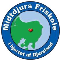 Midtdjurs Friskole logo